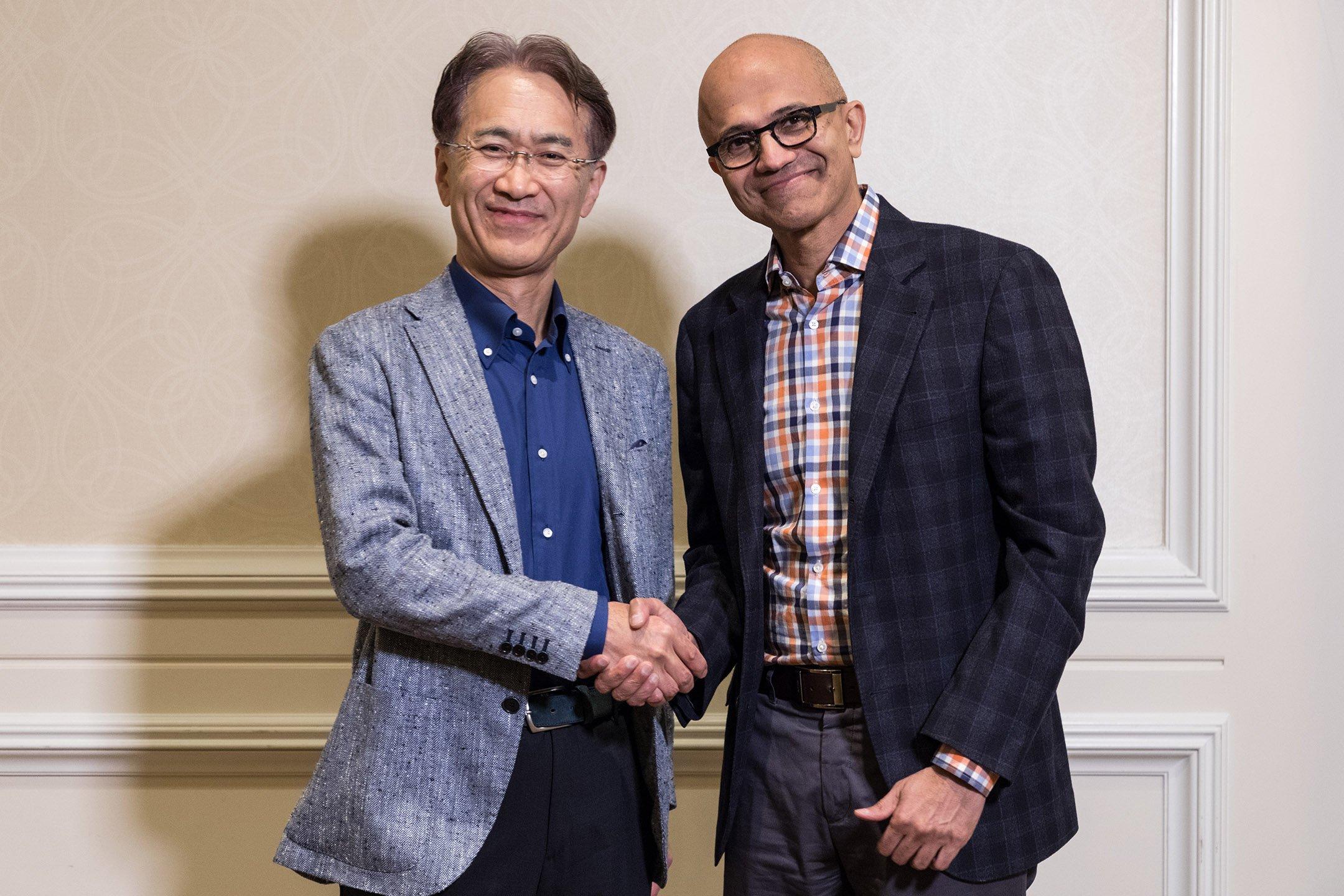 Sony y Microsoft